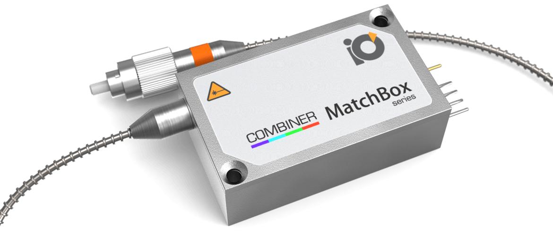 Multicolor laser