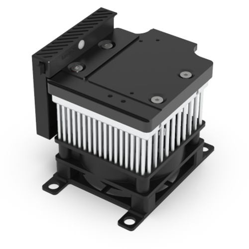 Stand-alone Air Cooled Heatsink With TEC